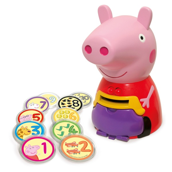 Peppa Pig- Count with Peppa