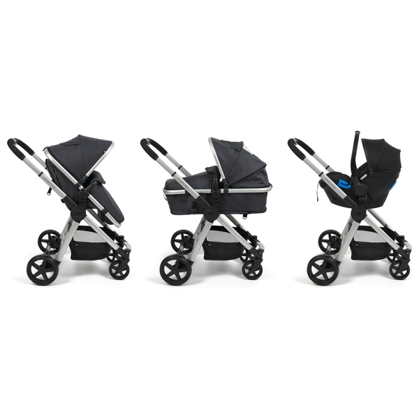 Babylo Panorama Travel System Charcoal