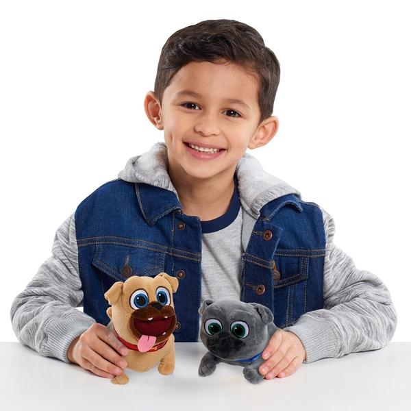 Disney Junior Puppy Dog Pals Bean Plush - Assortment