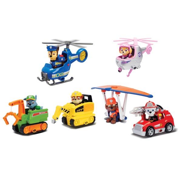 PAW Patrol Ultimate Mini Vehicles - Assortment
