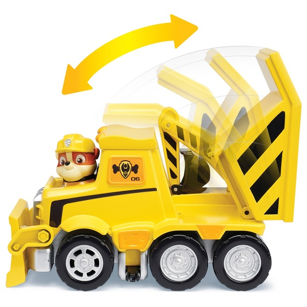 PAW Patrol Ultimate Rescue Vehicle - Rubble