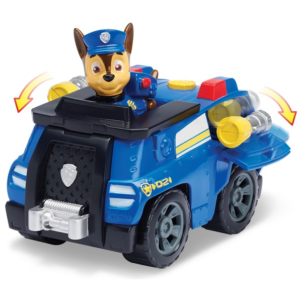 PAW Patrol Vehicle with Pup - Chase