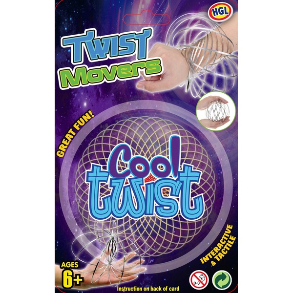 Twist Movers Flow Ring