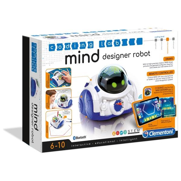 Clementoni Science Museum Mind Designer Robot