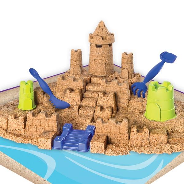 Kinetic Sand Mega Beach Castle Set