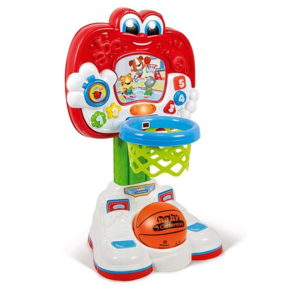 Baby Clementoni Basketball Counter