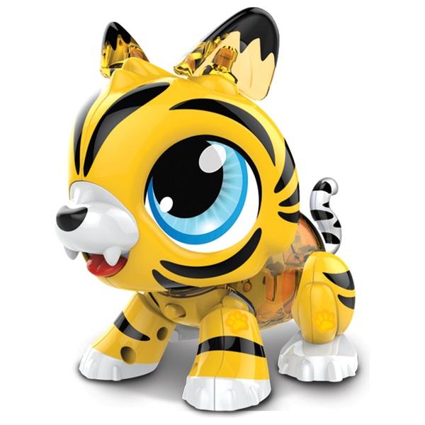 Build a Bot Tiger