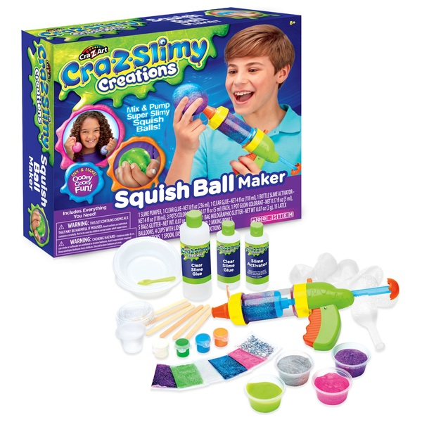 Squish Ball Maker