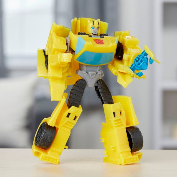 Transformers Cyberverse Warrior Bumblebee Figure