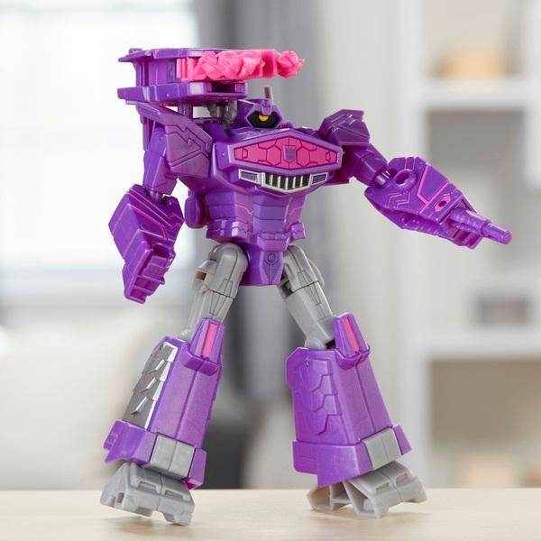 Transformers Cyberverse Warrior Shockwave Figure