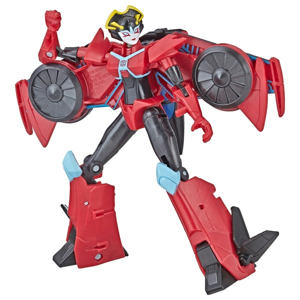Windblade Transformers Cyberverse Warrior Class Collectible Action Figure