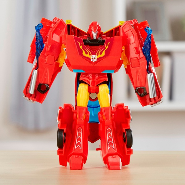 Hot Rod Transformers Cyberverse Action Attackers: Collectible Figure