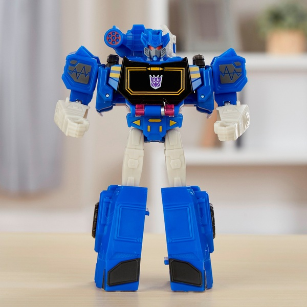 Soundwave Transformers Cyberverse Warrior Collectible Action Figure