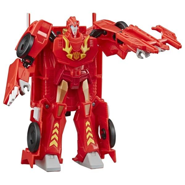 Hot Rod Transformers Cyberverse Ultra Action Figure