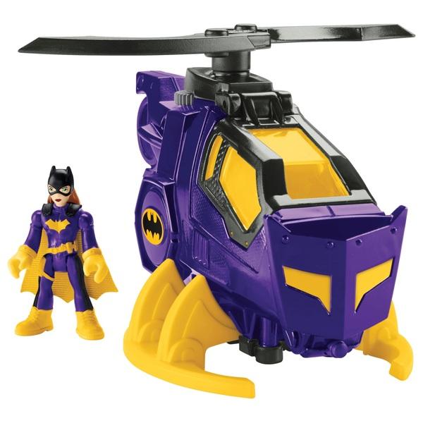 Imaginext Legends of Batman Batgirl Helicopter