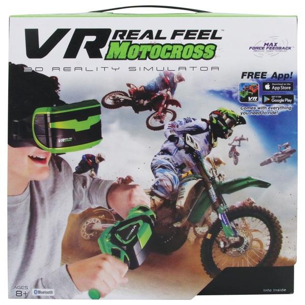 VR Real Feel MotoCross
