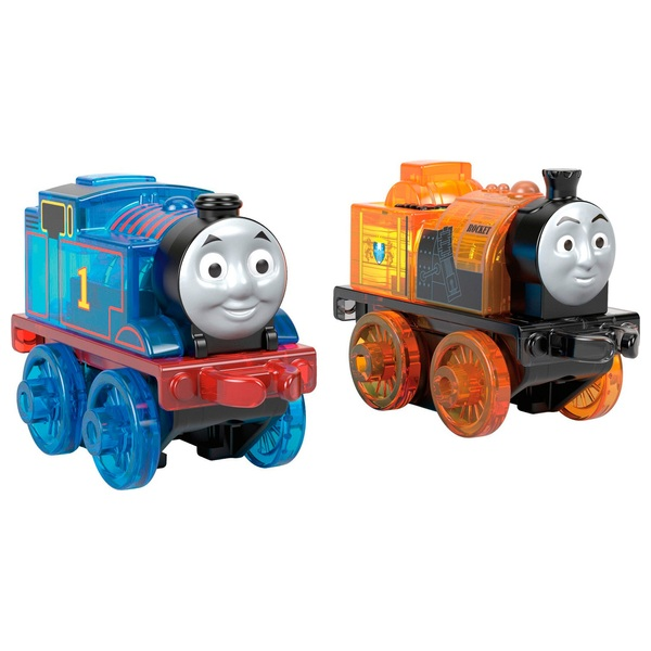 Thomas & Friends Minis Light up 2 pack Assortment