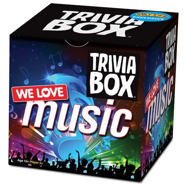 Trivia Box - Music Quiz Game