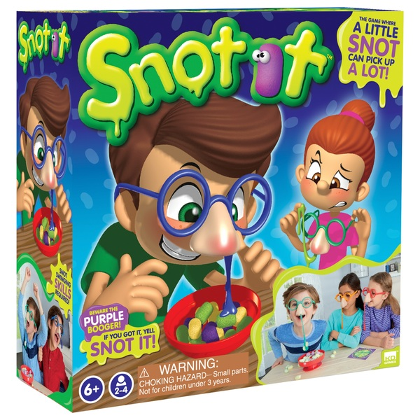 6d7daf7c7f6 Snot It Game - Childrens Board Games UK