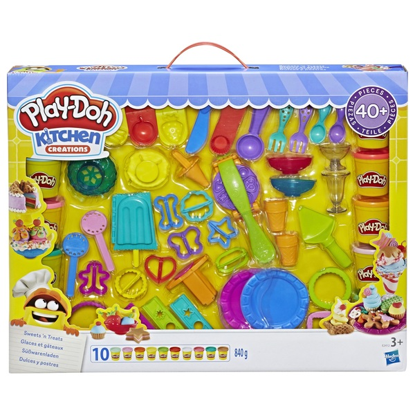 Play Doh Kitchen Creations Sweets N Treats Play Doh Uk