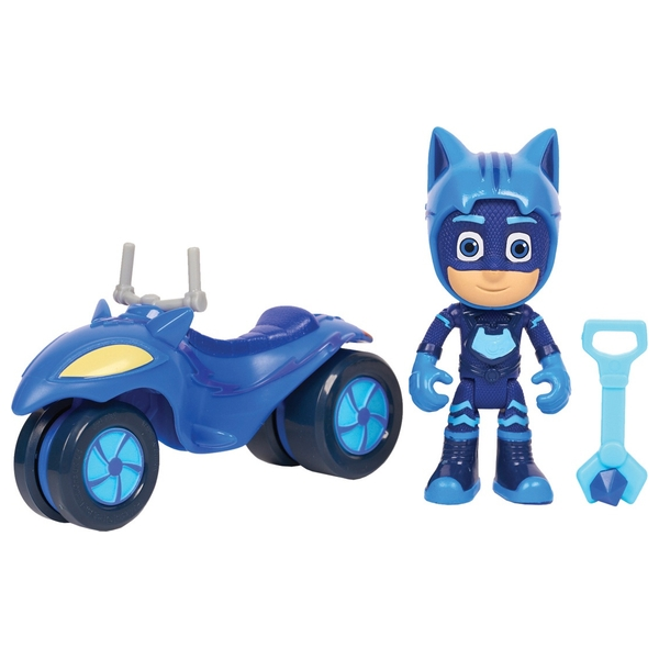 PJ Masks Super Moon Space Rover Vehicle and Catboy Figure