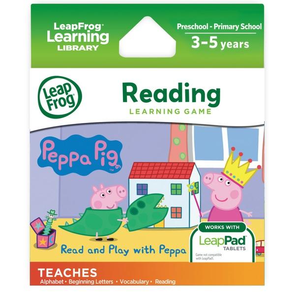 LeapFrog LeapPad Peppa Pig Cartridge