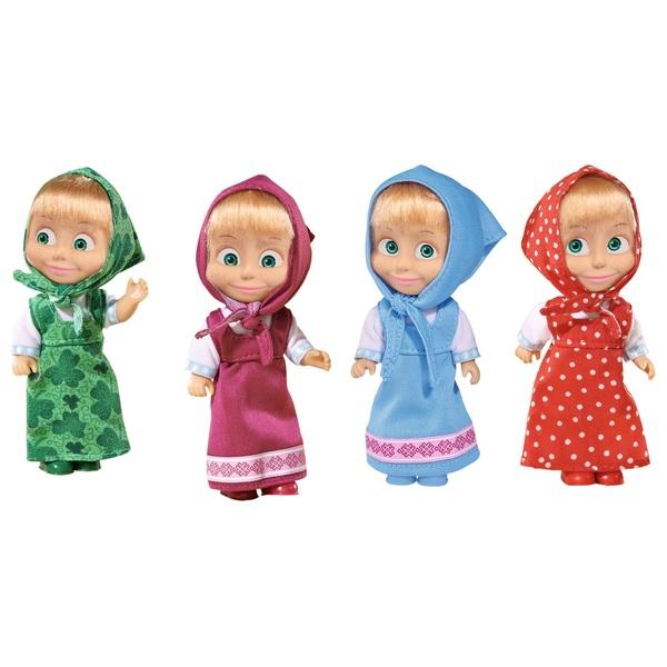 Masha and the Bear - Masha Colourful Doll Assortment