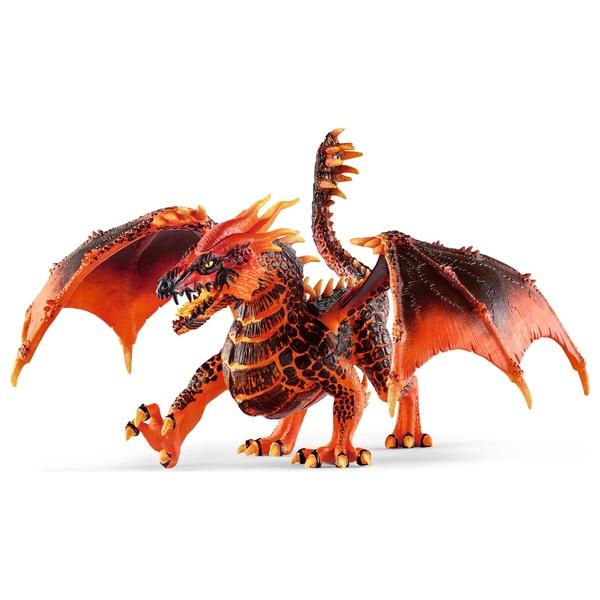 Schleich 70138 Eldrador Lava Dragon