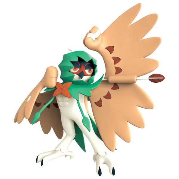 Pokémon 11cm Decidueye Battle Figure
