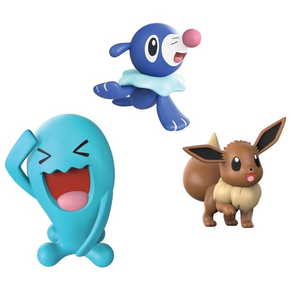 Pokémon Battle 3 Figure Pack