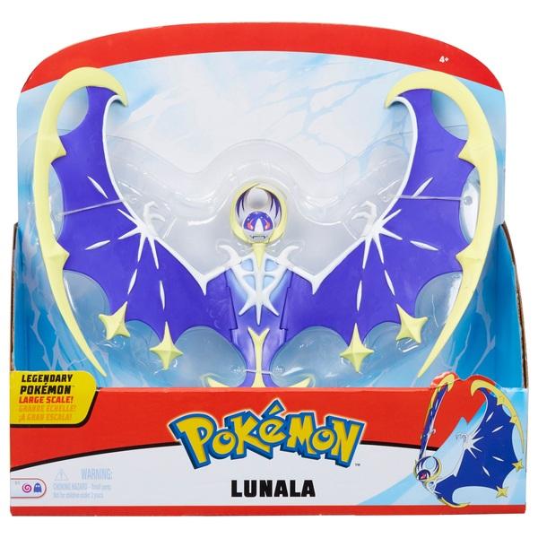 Pokémon 30 cm Legendary Figure – Lunala