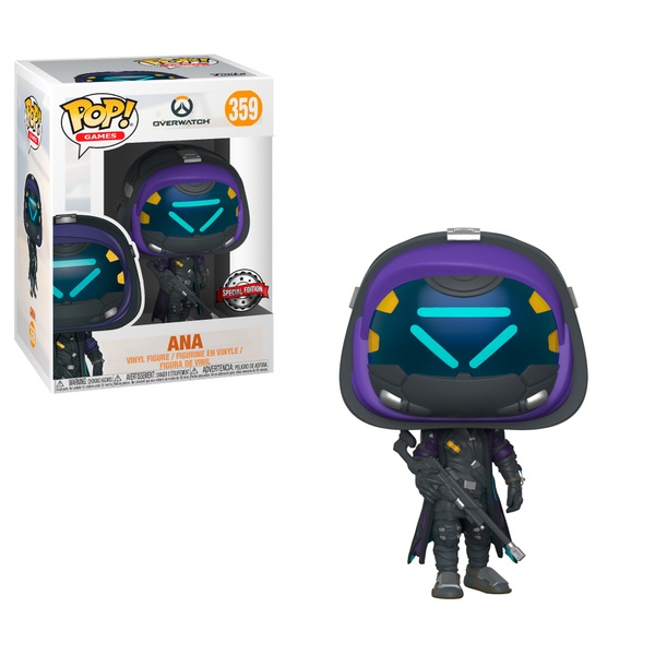 POP! Vinyl: Overwatch Ana Shrike Exclusive