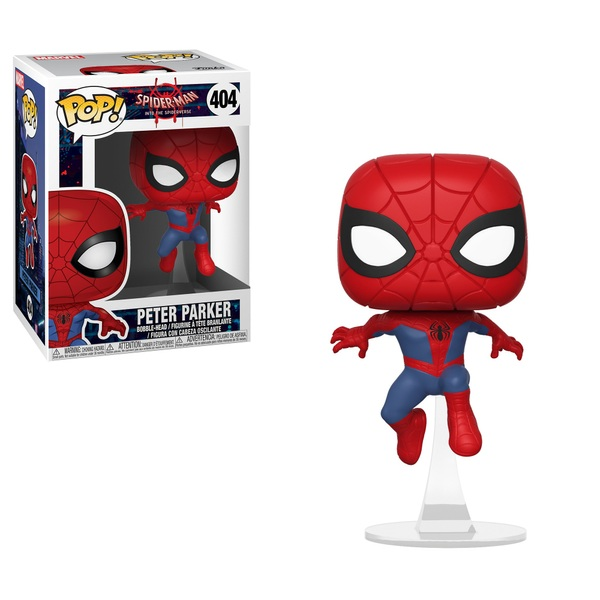 POP! Vinyl: Marvel Spider-Man Peter Parker Figure
