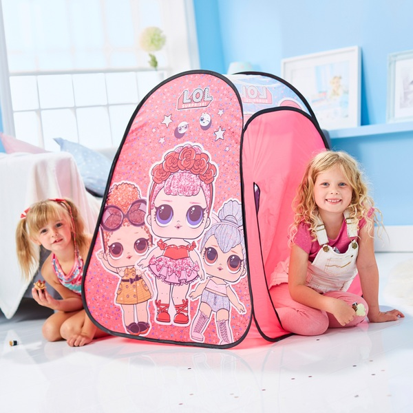 L.O.L. Surprise! Pop Up Play 4 Sided Tent