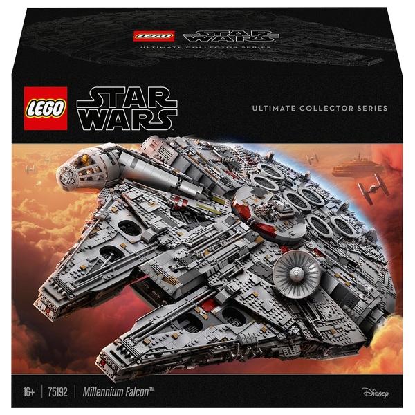 LEGO 75192 Star Wars Millennium Falcon Collector Set