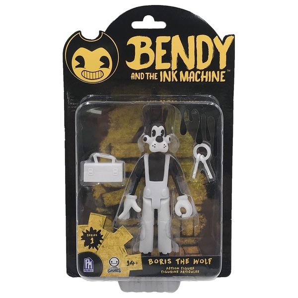 Bendy & The Ink Machine Boris Action Figure