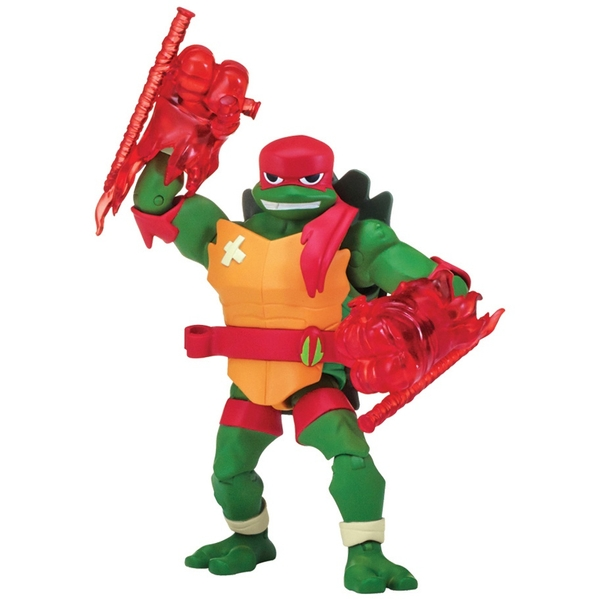 Raph The Leader Teenage Mutant Ninja Turtles Action Figures