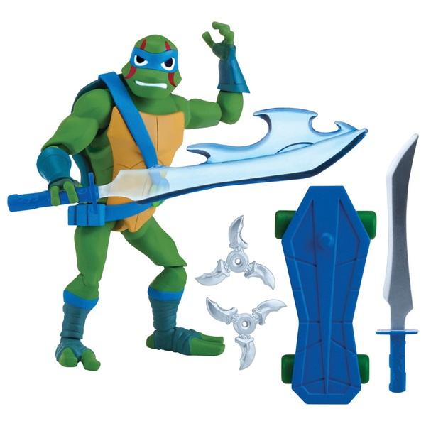 Leo 'The Cool' - The Rise of The Teenage Mutant Ninja Turtles Action Figure