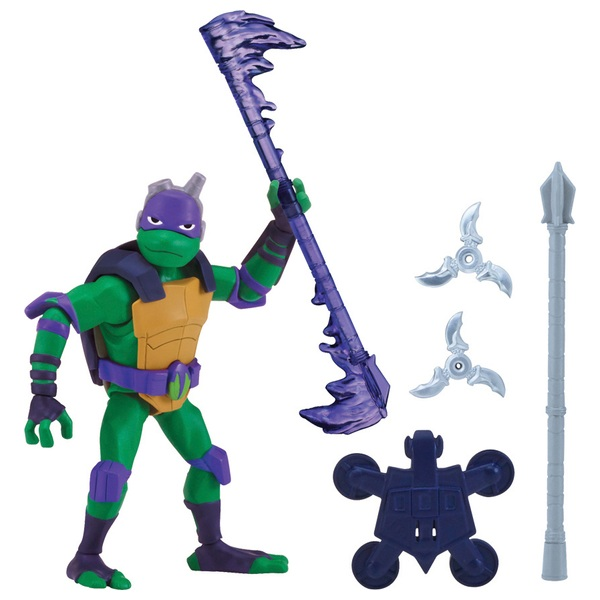 Donnie 'The Tech' - The Rise of The Teenage Mutant Ninja Turtles Action Fig