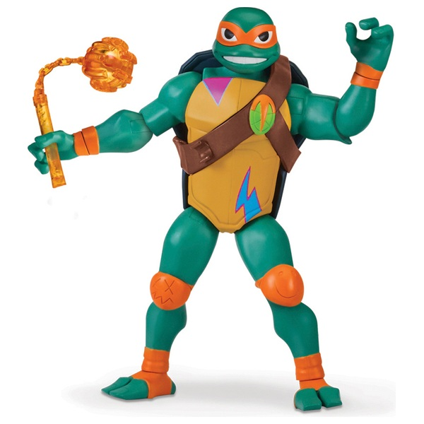 Giant Action Figures - Michelangelo -The Rise of The Teenage Mutant Ninja T