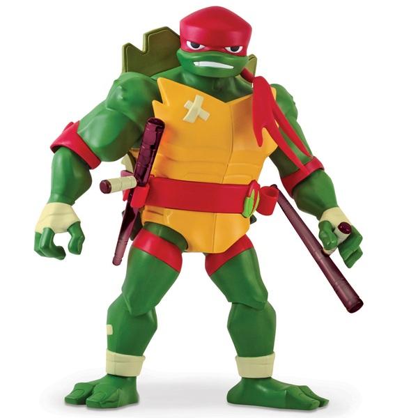 7b397f8bb2efb Giant Action Figures - Raphael The Rise of The Teenage Mutant Ninja Turtles