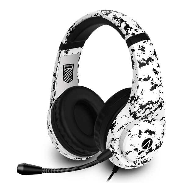 Multiformat Wired Camo Stereo Gaming Headset - Conqueror