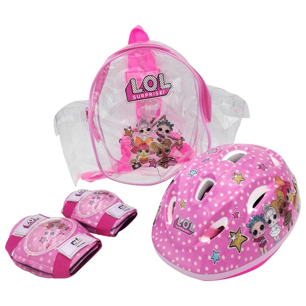 L.O.L Surprise! Protection Set & Helmet