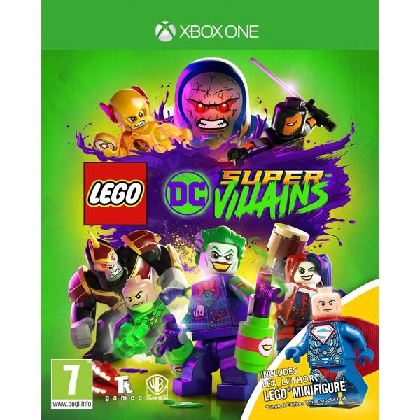 LEGO DC Super-Villains Mini-Figure Edition Xbox One