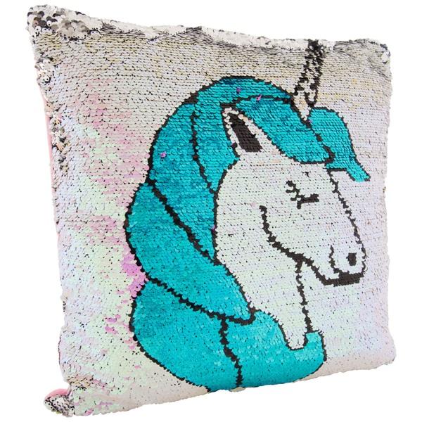 unicorn sequin cushion soft toys ireland