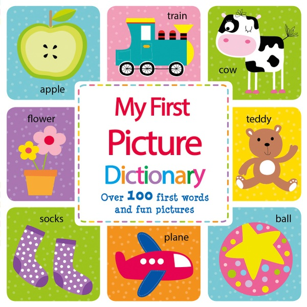 My First Picture Dictionary Harback Book