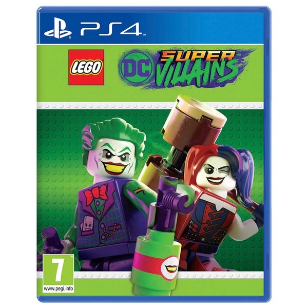 LEGO DC Super-Villains Standard PS4