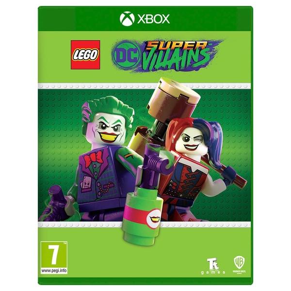 LEGO DC Super-Villains Standard Xbox one