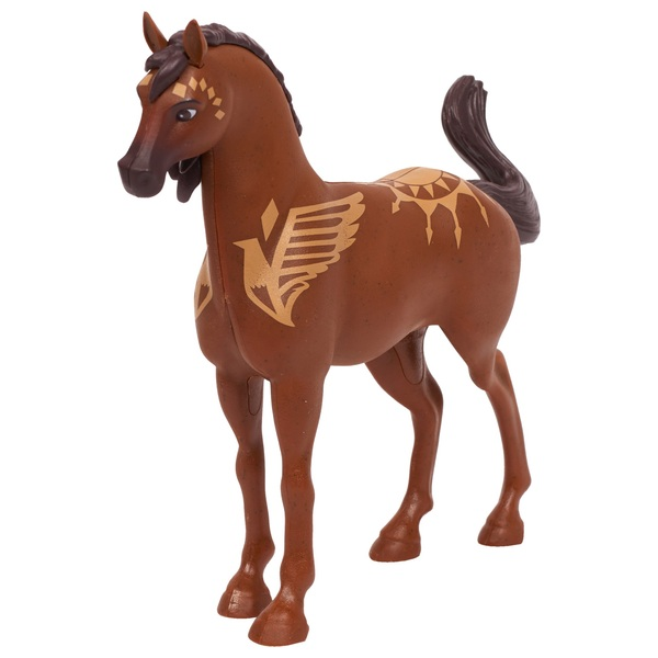 Dreamworks Spirit Riding Free Classic Horse - Crow