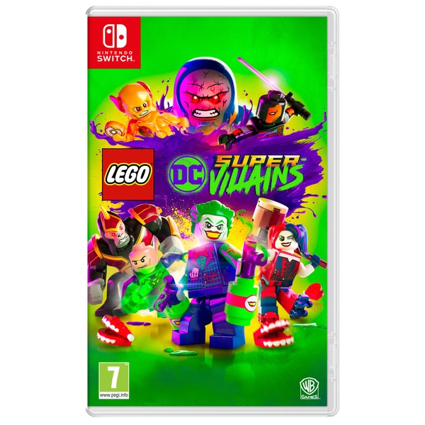 LEGO DC Super-Villains Standard Nintendo Switch